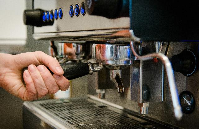 Espressomaschine bistro liebstoeckel